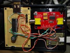 MAX7456 OSD Unit 内部